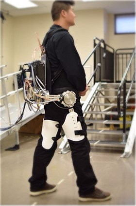 Powered Hip Exoskeleton