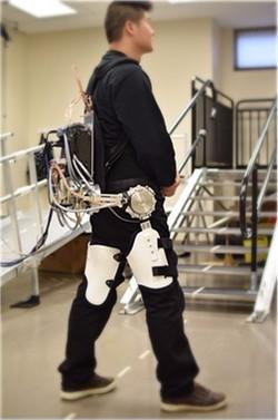 Powered Hip Exoskeleton