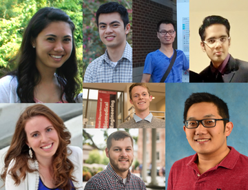 8 PhD Candidates will Defend this Spring and Summer!