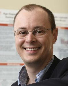 Assistant Professor Matt Fisher named CMBE 2020 Rising Star
