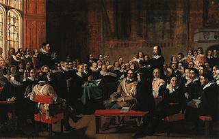 Reunião para confissão de Westminster