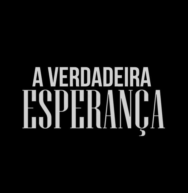 """Imagem ilustrativa da série bíblica """"A Verdadeira Esperança"""" produzida pela Igreja Batista do Cordeiro em Fortaleza-CE."""