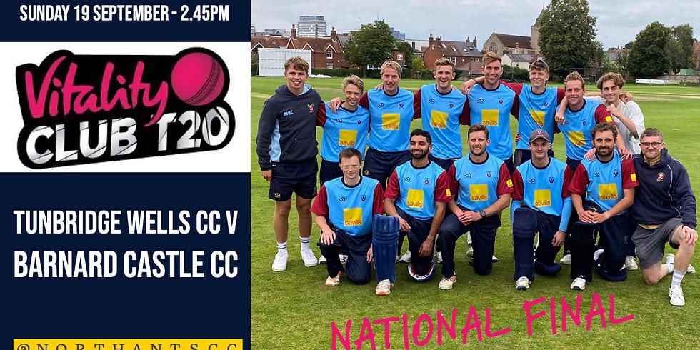 Vitality Club T20 Final