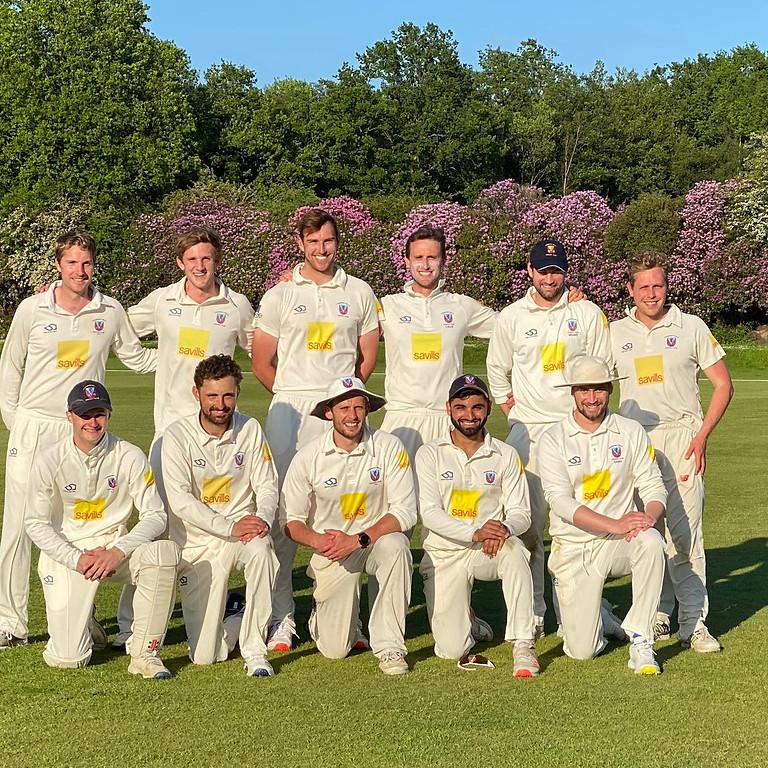 T20 Kent Cup (2021) - TWCC v Kings' Hill CC