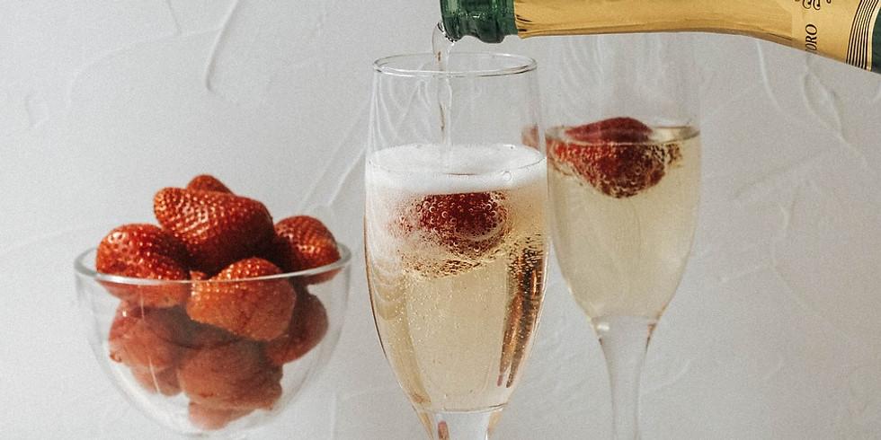 Strawberries & Fizz Weekend