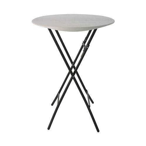 โต๊ะกลมสูงค๊อกเทล LIFETIME 33-INCH ROUND BISTRO TABLE