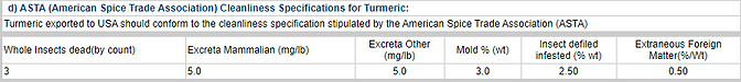 ASTA Turmeric Specification.png