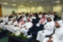 مركز الأعمال العائلية يشارك في  ملتقى ال