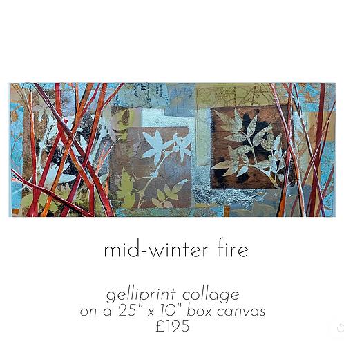 Mid-Winter Fire