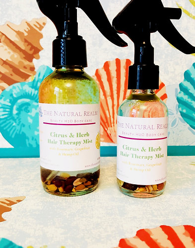 Citrus & Herb Hair Therapy Mist