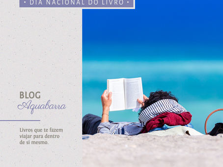 Dia do Livro: 10 dicas de livro que te levam em uma viagem para dentro de você mesmo