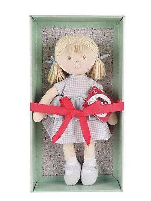 Мягконабивная кукла Little Neva Bonikka
