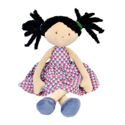 Мягконабивная кукла Leota Bonikka