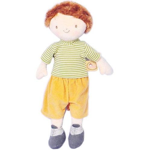 Мягконабивная кукла мальчик Jack Bonikka