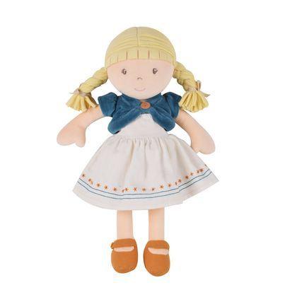 Мягконабивная кукла из органического хлопка Lily Bonikka