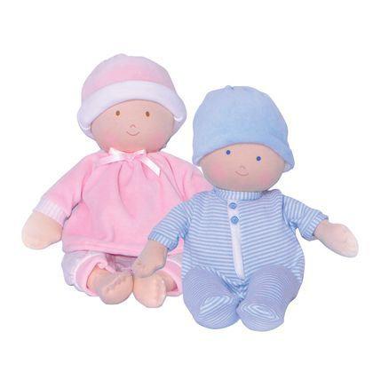 Мягконабивная кукла Cherub baby pink Bonikka