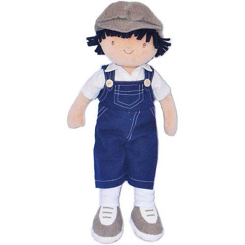 Мягконабивная кукла мальчик Joe Bonikka
