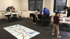 Abilix Robot Programming Session