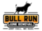Bull Run Junk Removal Color Logo