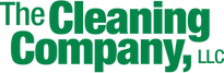 The Cleaning Company Llc Green Logo