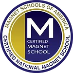 MagnetSchools of America - Certified National Magnet School Logo