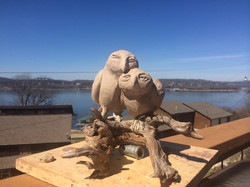 Fledgling Feathered Friends Clay