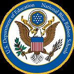 U.S. Department of Educaion - National Blue Ribbon Schools Logo