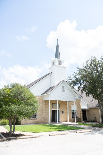 Built in 1898, the chapel has a rich history of weddings.