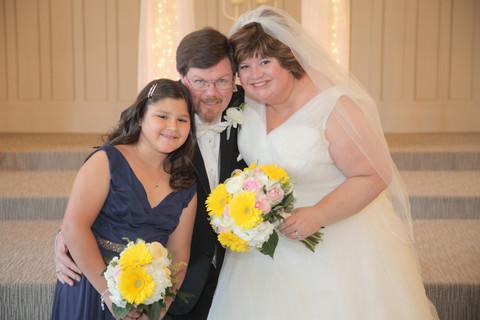 We Love When Weddings Create a Family.