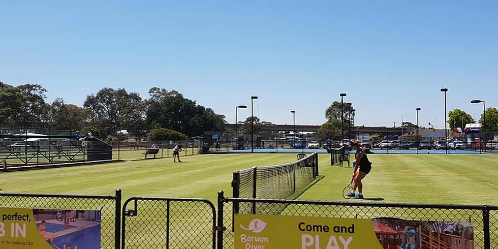 2020 Geelong Lawn Club Championships
