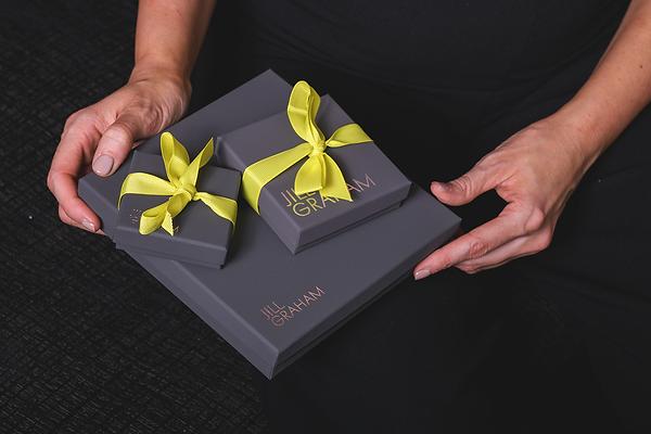 Jill Graham Jewellery Gift Boxes
