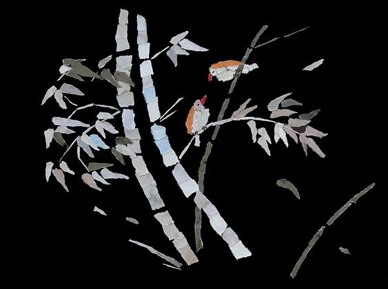 Bamboo Birds