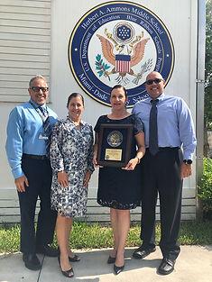 2020 National Blue Ribbon School Winner Image