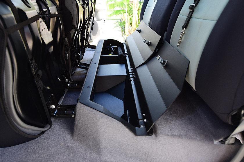 2005 2019 Toyota Tacoma Double Cab Steel Aluminum Rear