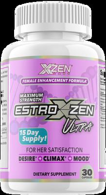 XZEN Labs EstroXzen ULTRA Female Enhancement Bottle