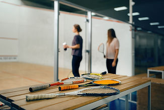 Geelong Lawn Tennis Club | Squash and Raquetball