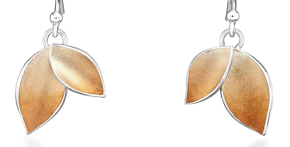 Autumnal Small Hook Earrings