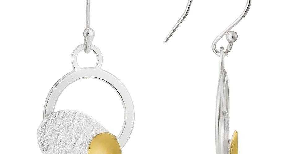 Cascade Hook Earrings