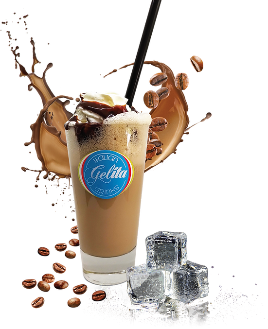 Gelita - Iced Coffee - Instant Drink Mixes - Coffee
