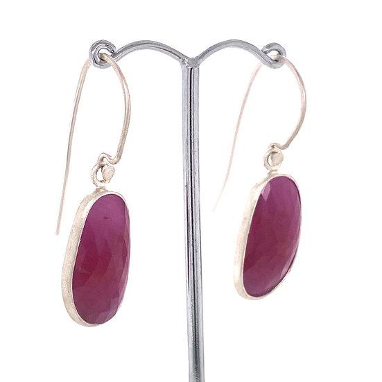 Sapphire Earring Set