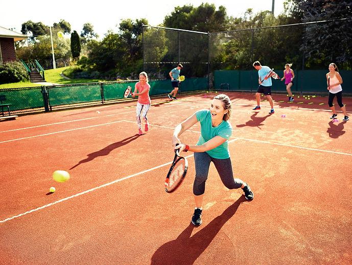 Geelong Lawn Tennis Club | Cardio Tennis