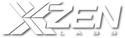 XZEN Labs White Logo
