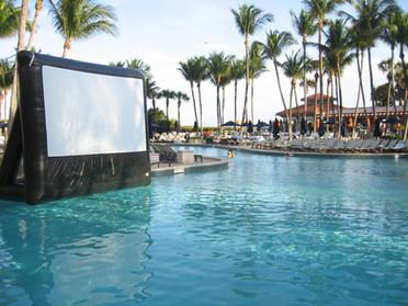 Dive In Poolside Movie