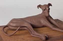 Pixar Dog Clay