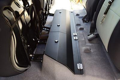 2005-2018 Toyota Tacoma Double Cab Steel/Aluminum Rear ...
