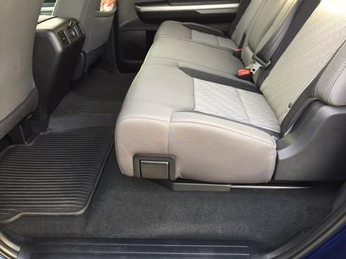 2014-2018 Toyota Tundra Crewmax Aluminum Rear Under Seat ...