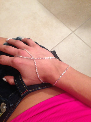The 'Simple Life' Hand Chain