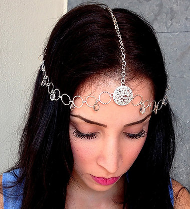 The 'Silver Dime'  Head Piece