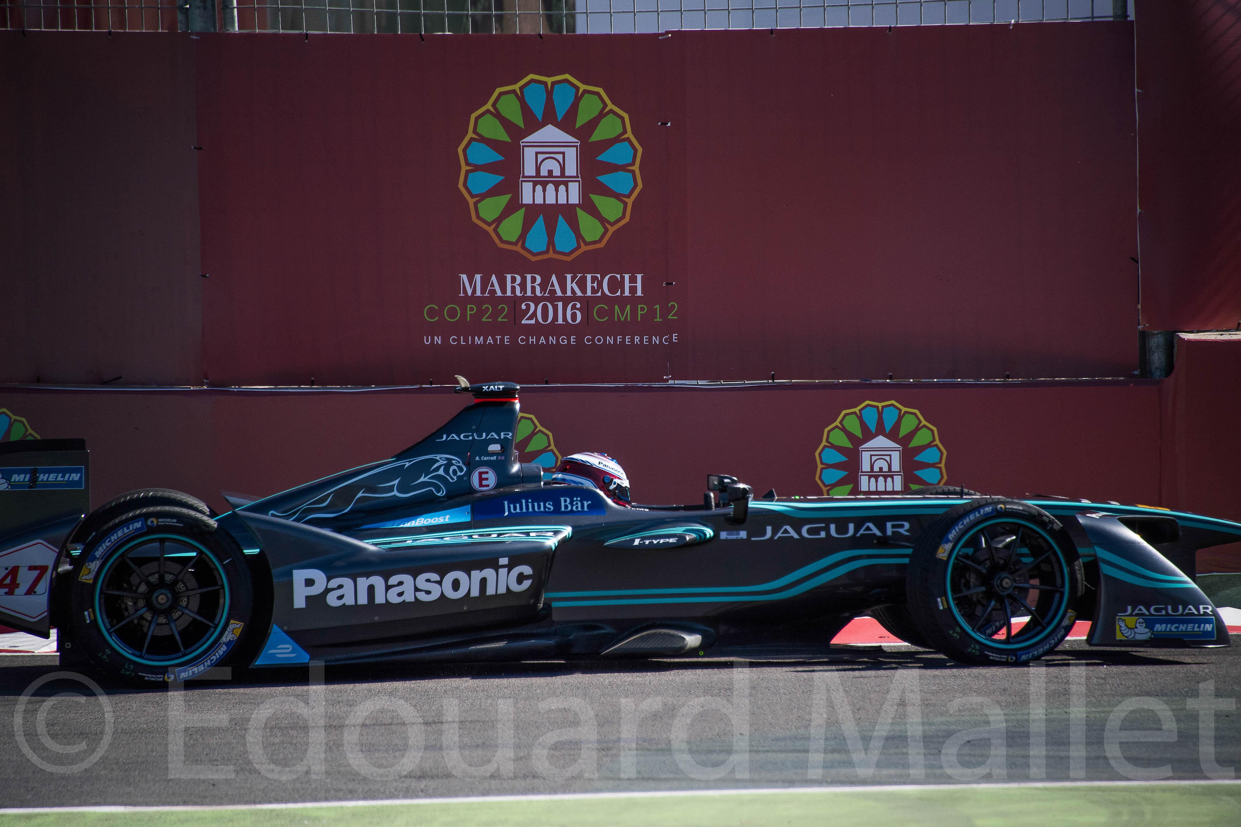 Marrakesh ePrix 2016