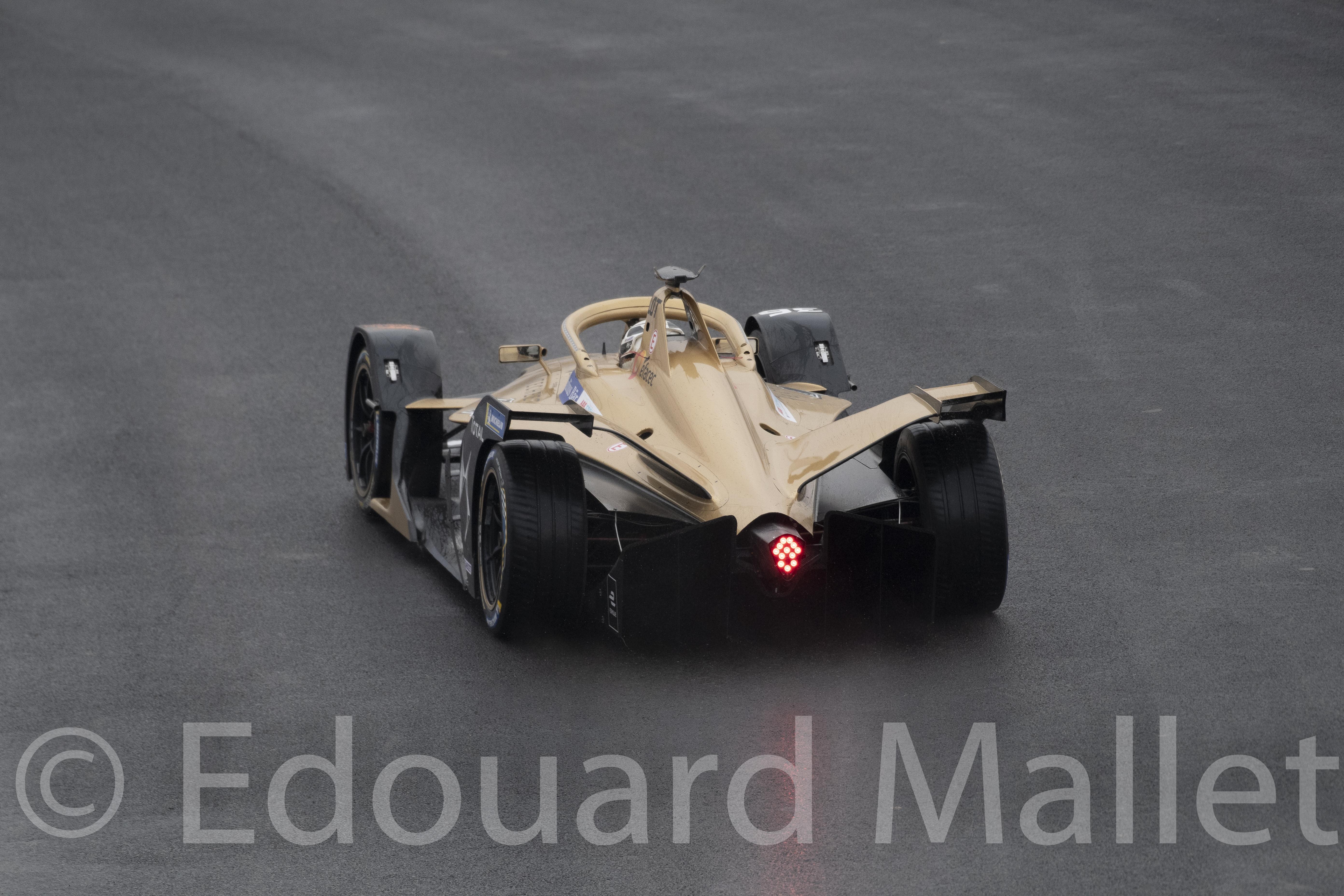Formula e 2018/2019 Season